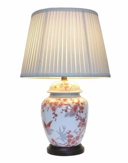 Yantai Chinese Porcelain Table Lamp
