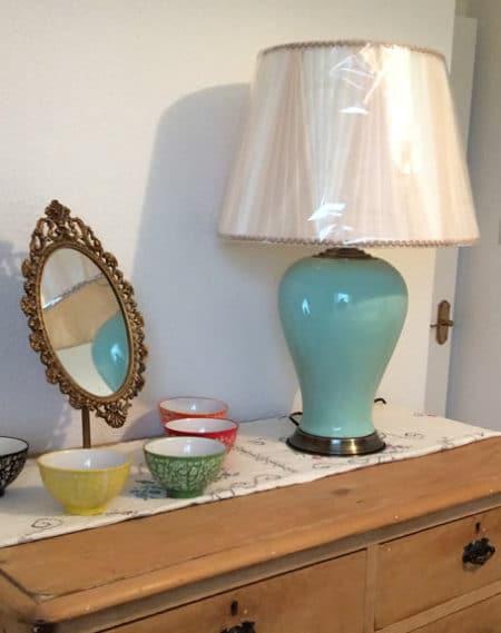 Beizhen Porcelain Amiska Lamp