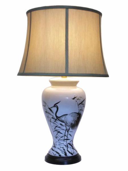 Putian Chinese Porcelain Table Lamp