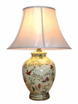 Fuyang Porcelain Lamp