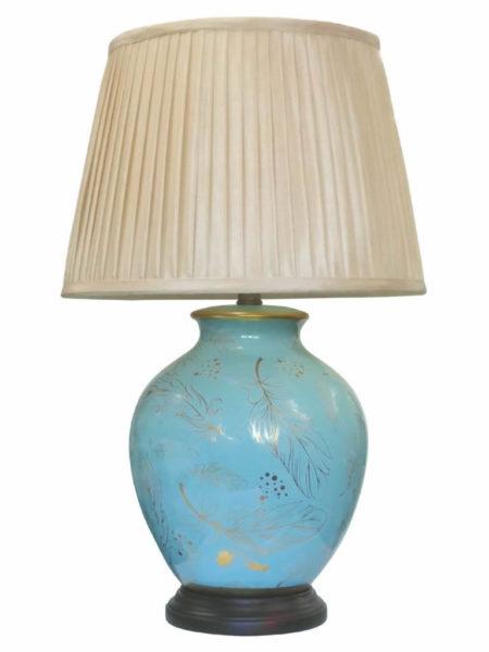 The Shenyang Porcelain Table Lamp